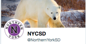 Northern York County School District Twitter Account