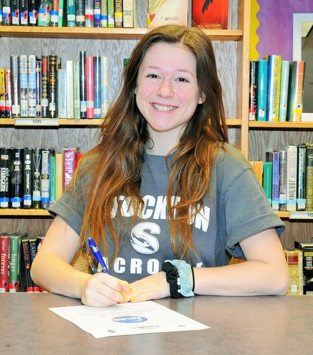 Cora Bubb Signs Letter of Intent