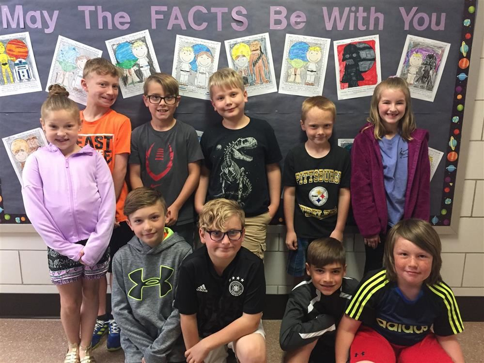 Dillsburg Elementary Third Graders Participate in Math Mysteries
