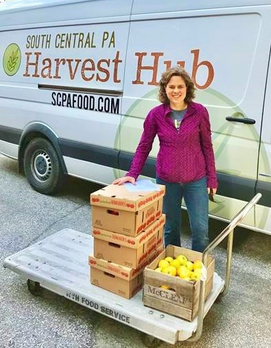 South Central PA Harvest Hub Now Delivering to WellSpan Hospitals