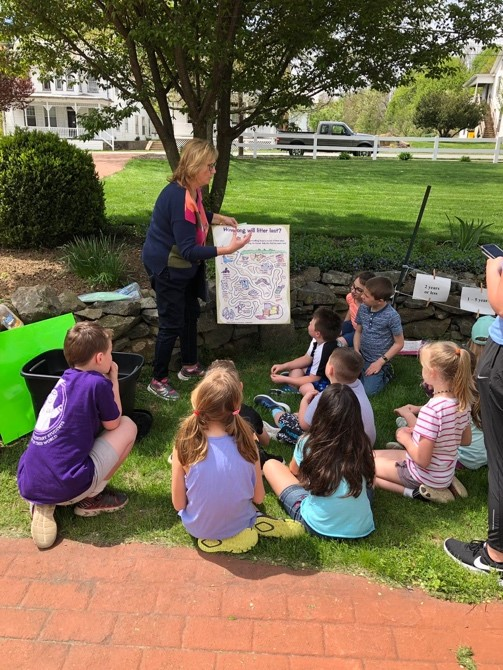 Dillsburg Elementary Celebrates Earth Day