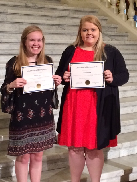 Northern High School Students Honored for Winning Video Contest