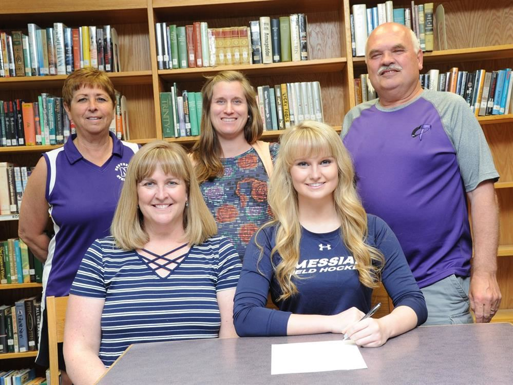 Northern High School Senior Signs Letter of Intent to Play Field Hockey
