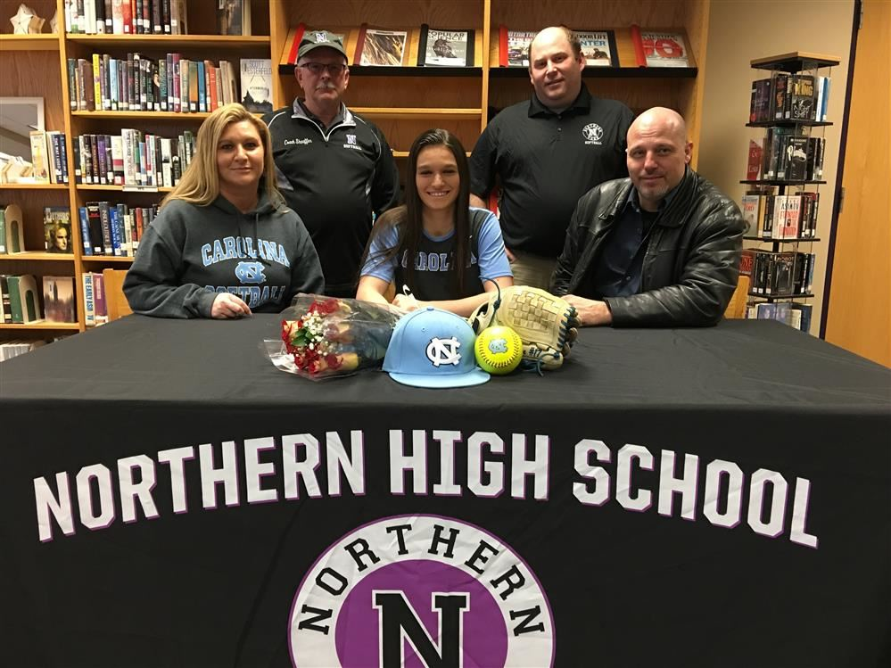 Northern Senior Signs Letter of Intent to Play Collegiate Softball