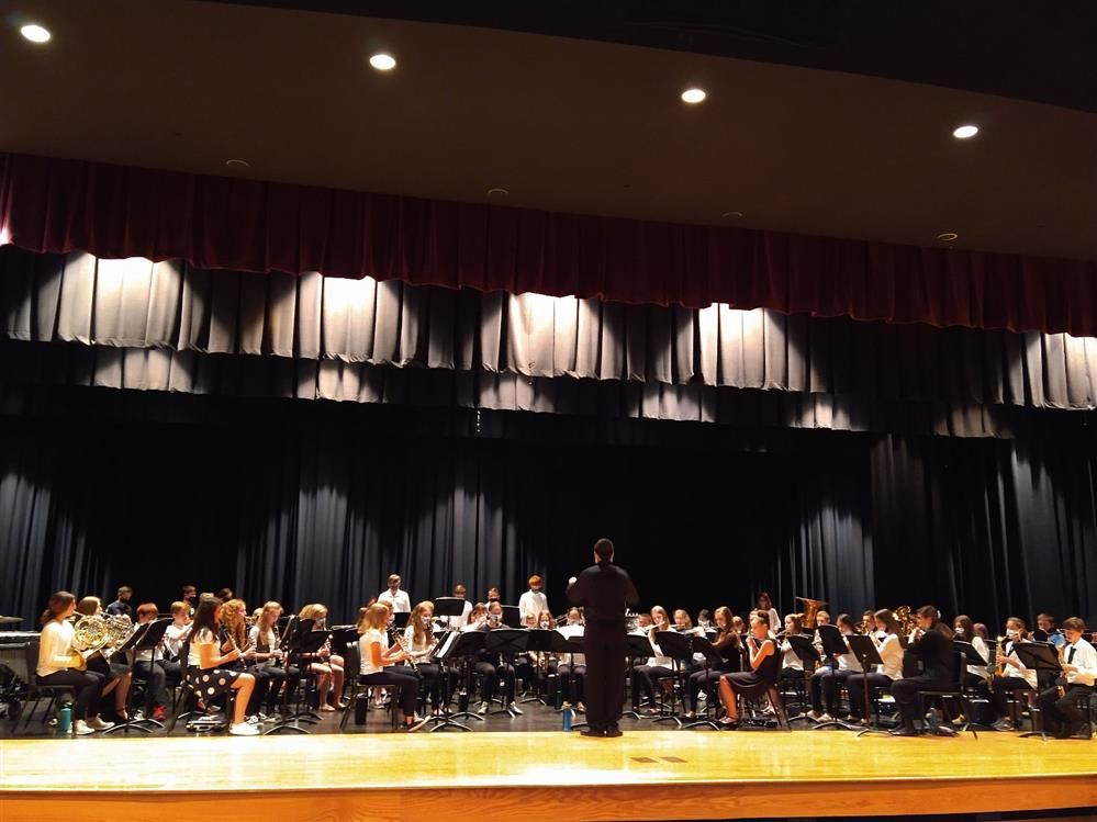 Northern Middle School Band News