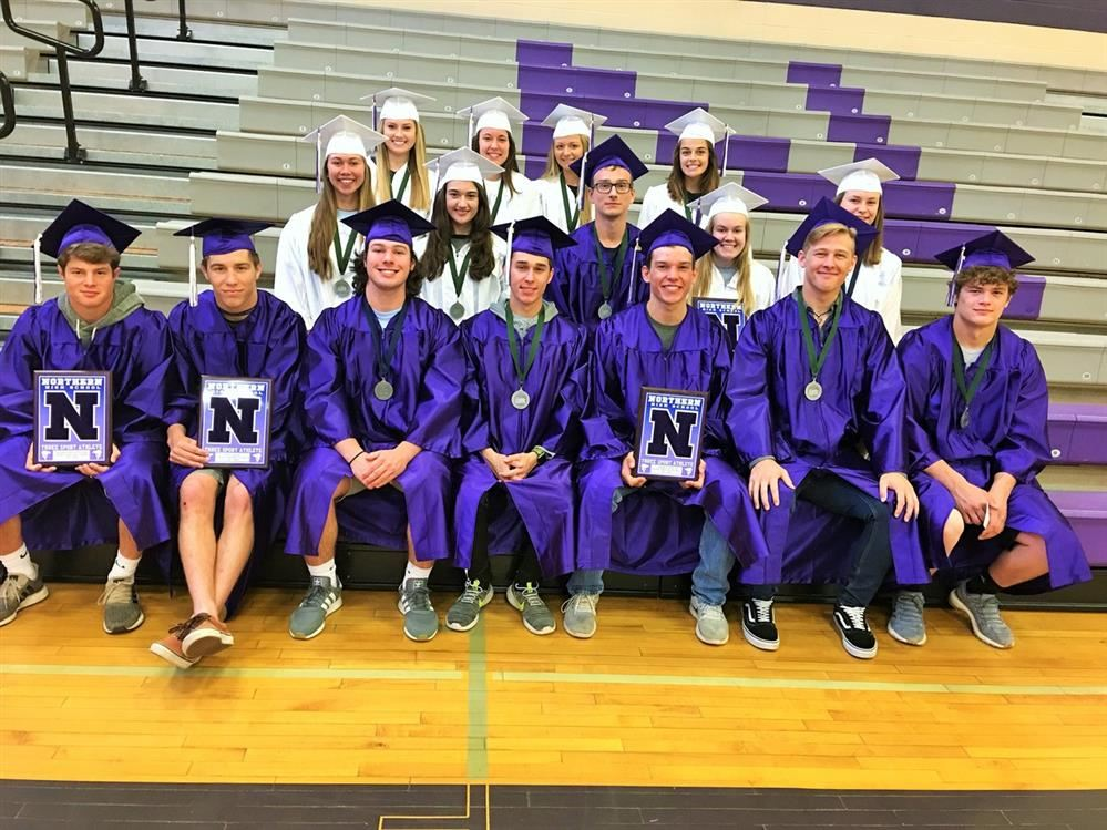 Northern Seniors Receive Special Recognition