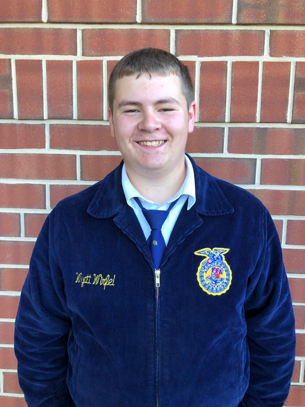 Northern Graduate Receives FFA Award