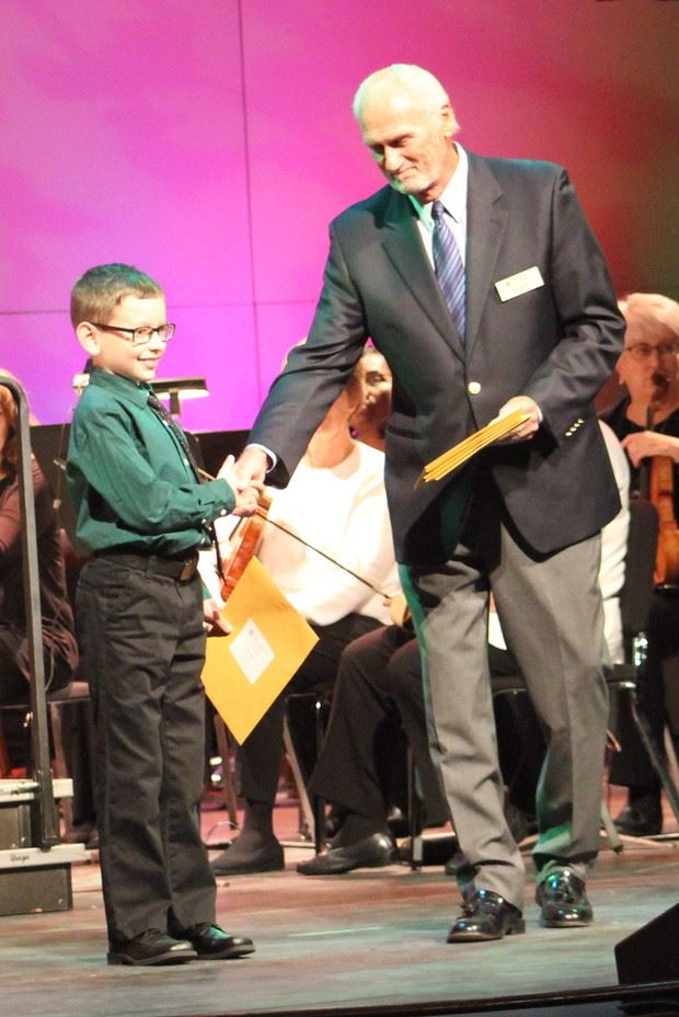 Dillsburg Student Honored for Song Writing